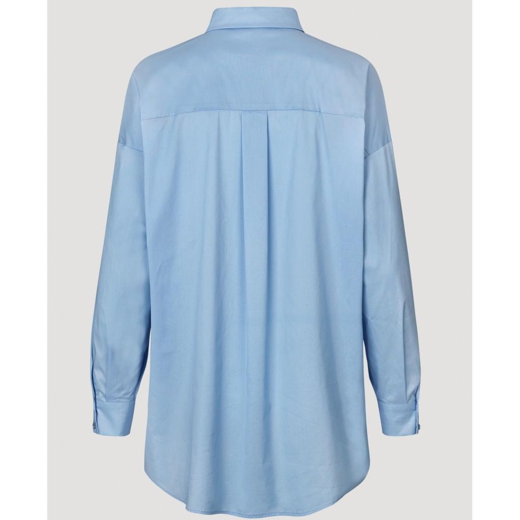 Kira Shirt light blue-2
