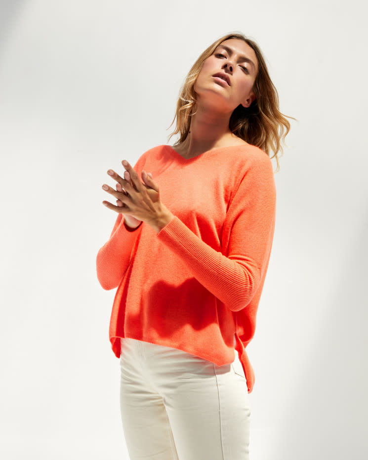 Camille Corail fluo-4
