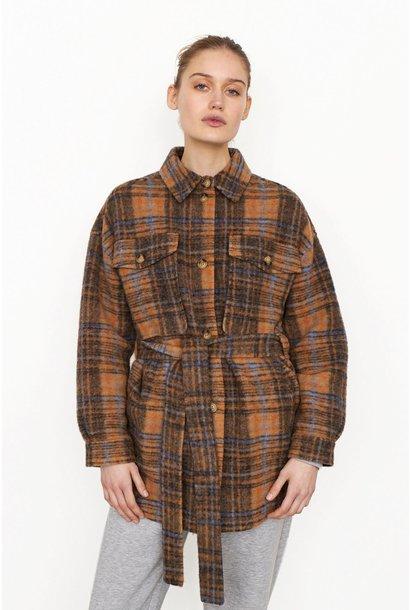 Azucena Jacket cinnamon