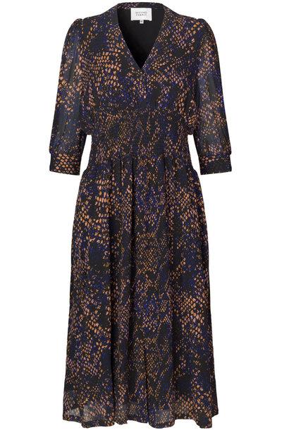 Florette midi dress