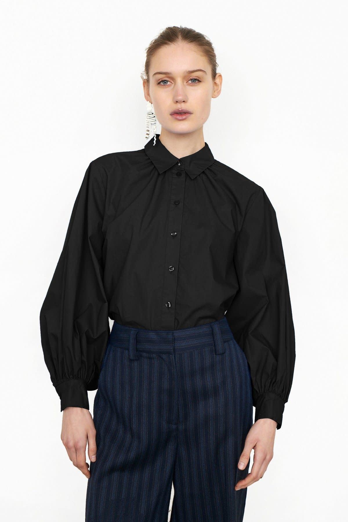 Totema New shirt black-3
