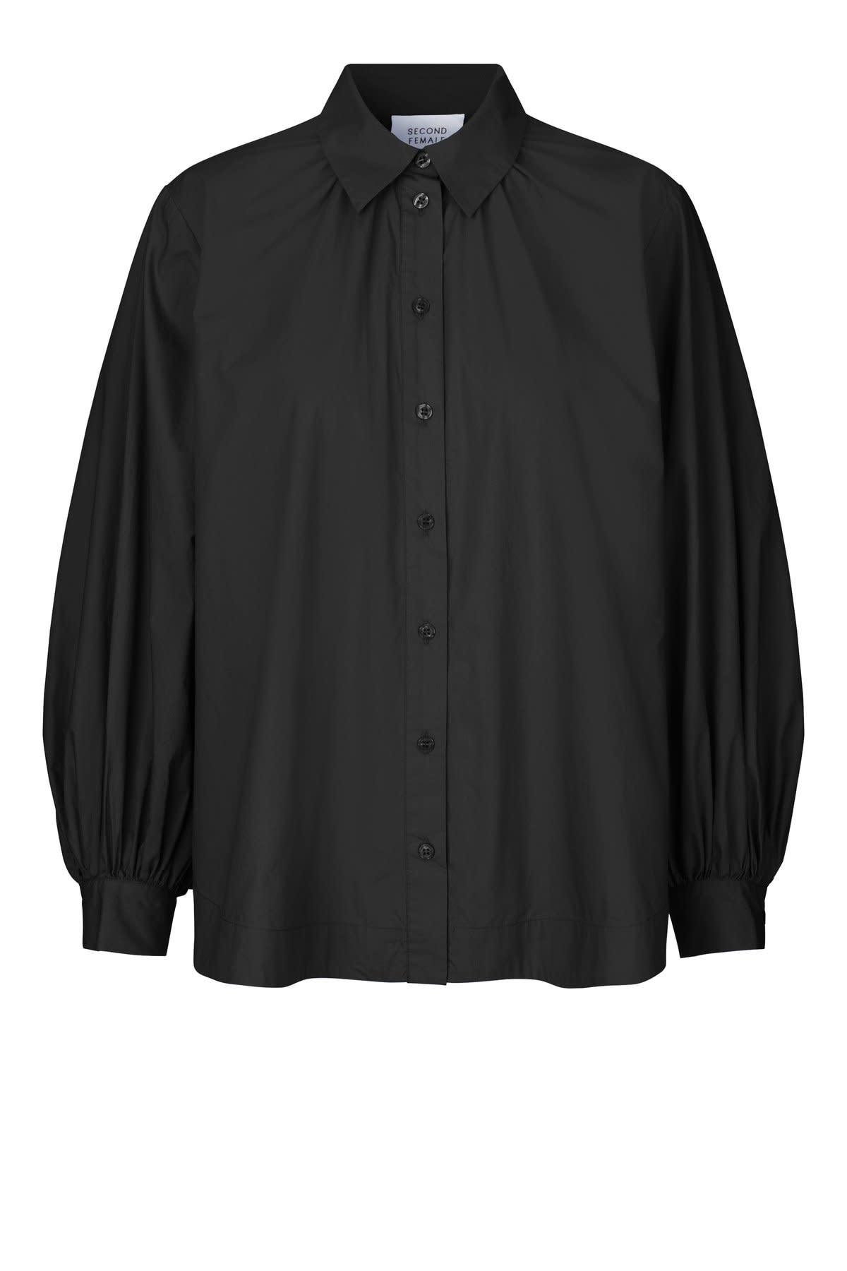 Totema New shirt black-4
