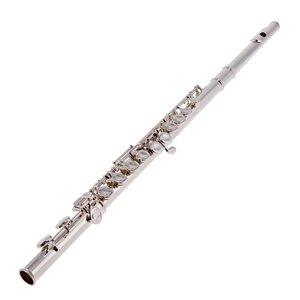 Trevor James Trevor James TJ10X Student Flute with Silver Lip Plate
