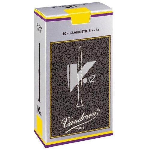Vandoren Vandoren V12 Bb Clarinet Reeds (Box of 10)