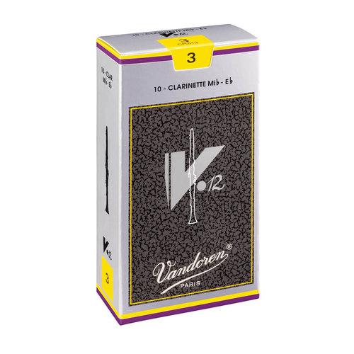 Vandoren Vandoren V12 Eb Clarinet Reeds (Box of 10)