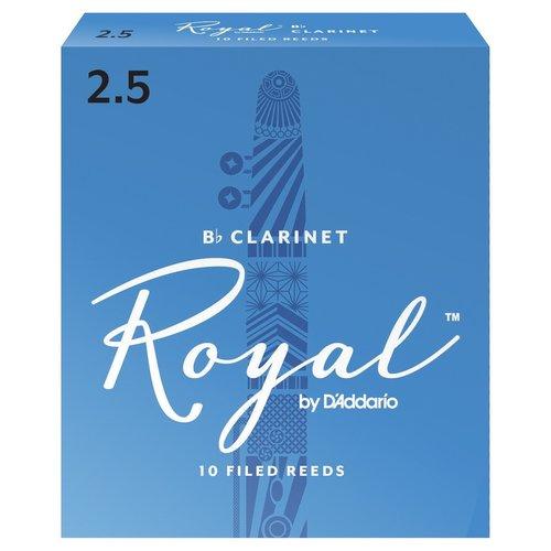 D'addario D'addario Royal Bb Clarinet Reeds (Box of 10)