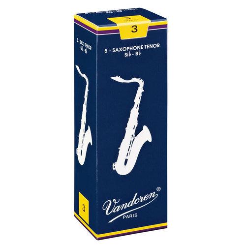 Vandoren Vandoren Traditional Tenor Saxophone Reeds (Box of 5)