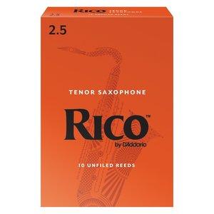 D'addario D'addario Rico Orange Box Tenor Saxophone Reeds (Box of 10)