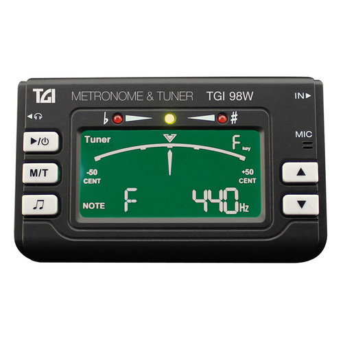 TGI TGI Metronome & Tuner for Woodwind & Brass