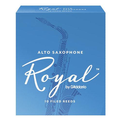 D'addario D'addario Royal Alto Saxophone Reeds (Box of 10)