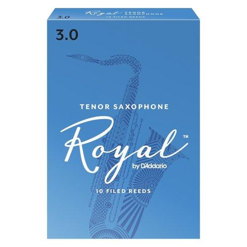 D'addario D'addario Royal Tenor Saxophone Reeds (Box of 10)