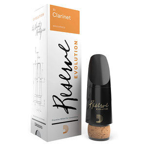 D'addario D'addario Evolution Bb Clarinet Mouthpiece