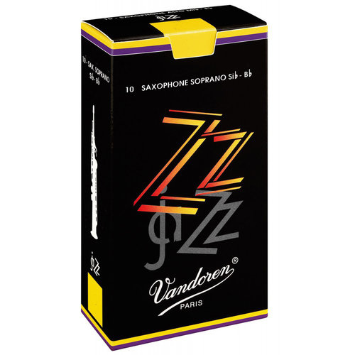 Vandoren Vandoren ZZ Soprano Saxophone Reeds (Box of 10)