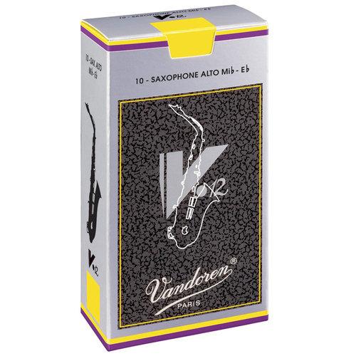 Vandoren Vandoren V12 Alto Saxophone Reeds (Box of 10)