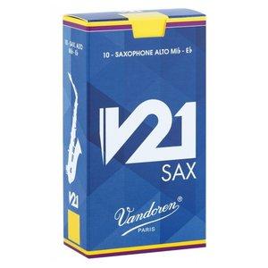 Vandoren Vandoren V21 Alto Saxophone Reeds (Box of 10)
