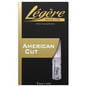 Legere Legere American Cut Alto Saxophone Synthetic Reed