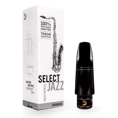 D'addario D'addario Select Jazz Tenor Saxophone Mouthpiece