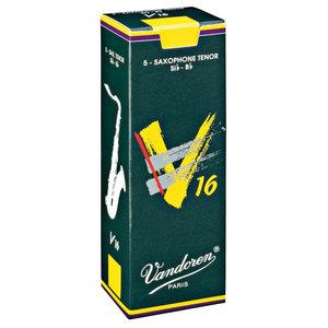 Vandoren Vandoren V16 Tenor Saxophone Reeds (Box of 5)
