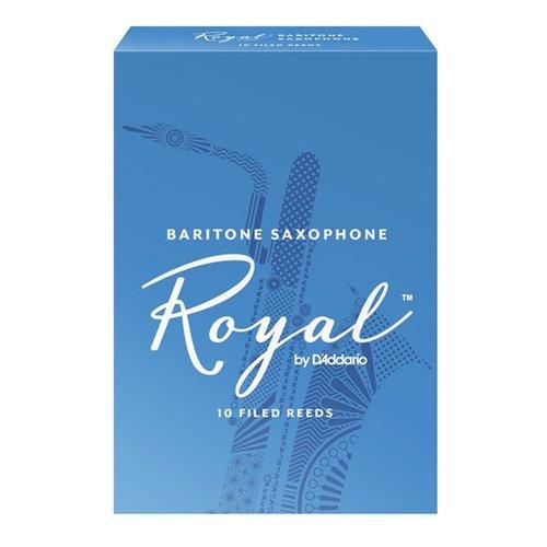 D'addario D'addario Royal Baritone Saxophone Reeds (Box of 10)