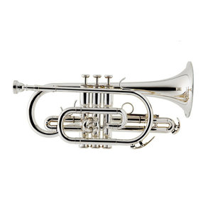 Besson Besson BE120 Prodige Cornet - Silver Plated
