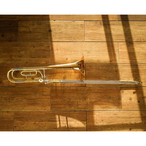 Yamaha YSL-356G Bb/F Tenor Trombone (Second Hand)