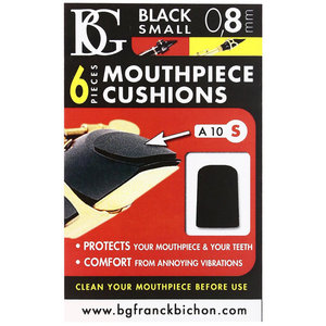 BG France BG Mouthpiece Patch for Clarinet & Saxophone - Small / 0.8mm A10S