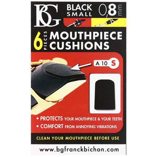 BG France BG Mouthpiece Patches for Clarinet & Saxophone - Small / 0.8mm A10S