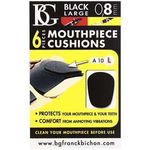 BG France BG Mouthpiece Patches for Clarinet & Saxophone - Large / 0.8mm A10L