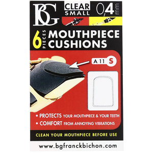 BG France BG Mouthpiece Patches for Clarinet & Saxophone - Small / 0.4mm A11S