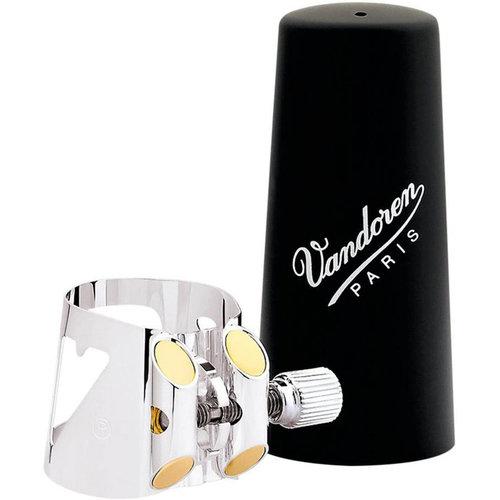 Vandoren Vandoren Optimum LC04P Bass Clarinet Ligature & Cap