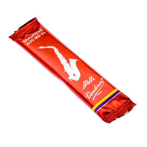 Vandoren Vandoren Red Java Alto Saxophone Reeds (Single)