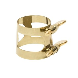 WM Alto Saxophone Ligature - Basic Lacquered