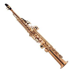 Yanagisawa Yanagisawa SWO2 Soprano Saxophone, Bronze