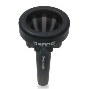 Brand Mouthpieces Brand 6.5AL Large Shank Trombone Mouthpiece