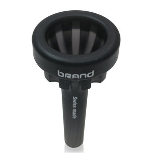 Brand Mouthpieces Brand 6.5AS Turboblow Trombone Mouthpiece
