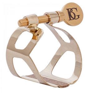 BG BG L3 Traditional Ligature - Bb Clarinet - Gold Plated