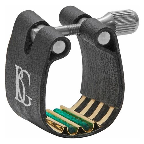 BG BG L13SR Super Revelation Tenor Saxophone Ligature and Cap