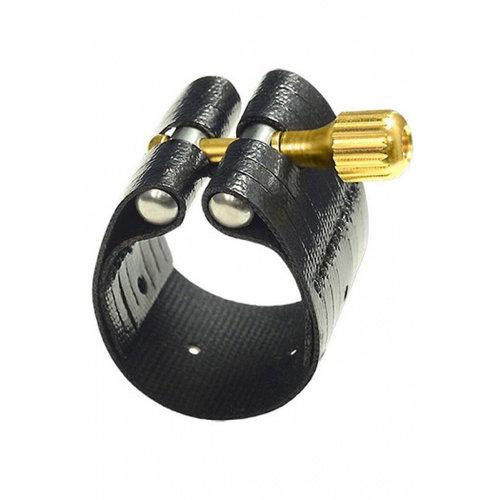 Rovner Rovner Dark 1M Metal Alto Saxophone Ligature & Cap