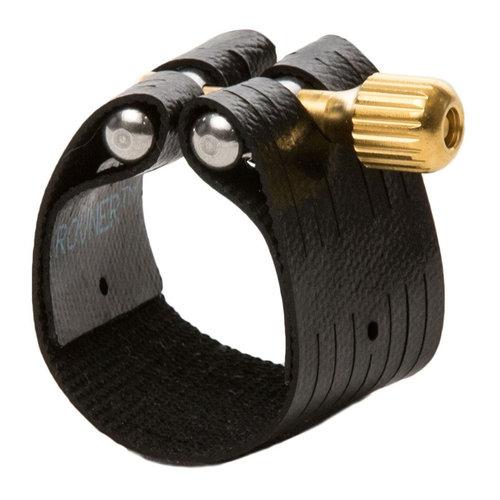 Rovner Rovner Dark 3R Baritone Hard Rubber Saxophone Ligature & Cap