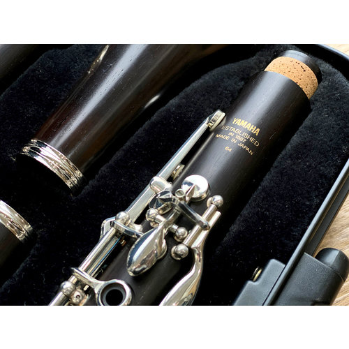 Yamaha Yamaha YCL-64 Bb Clarinet (Second Hand)