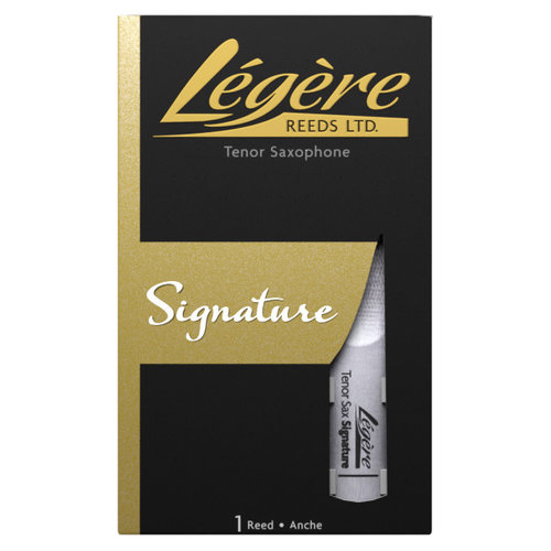 Legere Legere Signature Tenor Saxophone Synthetic Reed