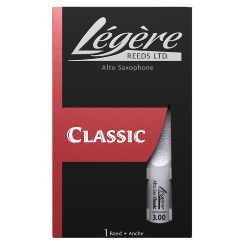 Legere Legere Classic Alto Saxophone Synthetic Reed