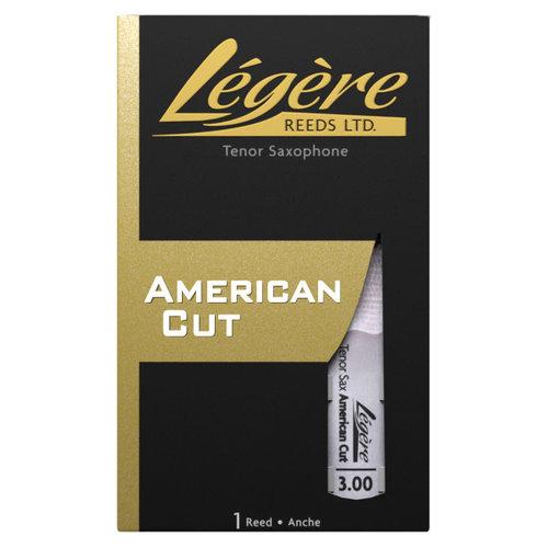 Legere Legere American Cut Tenor Saxophone Synthetic Reed