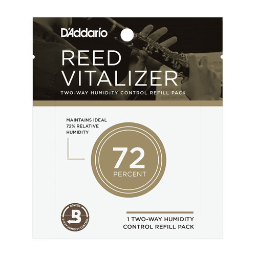 D'addario D'Addario Reed Vitalizer : Single Refill Pack