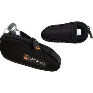 protec Trumpet Mouthpiece Pouch - Neoprene, Single (Black)