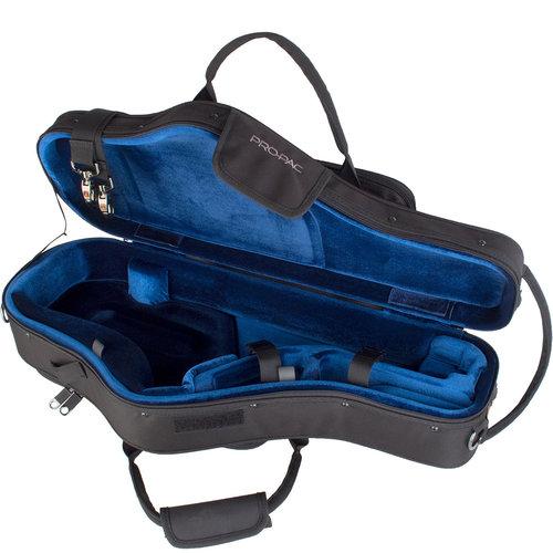 protec Protec PRO PAC Contoured Alto Saxophone Case -  Black