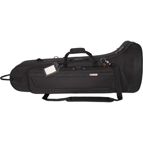 protec Protec  PRO PAC Contoured Bass Trombone Case