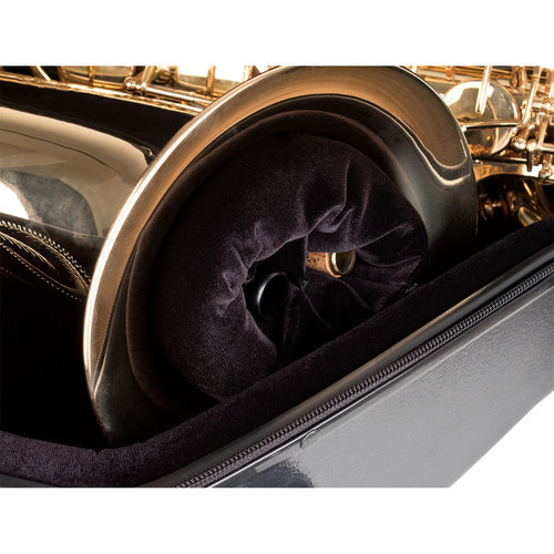 protec Protec Zip Baritone Saxophone Case With Wheels to Low Bb & A