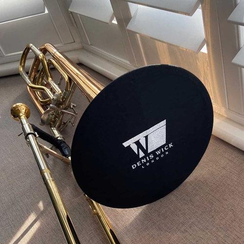 "Denis Wick Denis Wick Baritone & Bass Trombone Bell Cover | 9.5"""