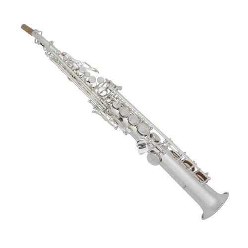 Conn-Selmer Conn-Selmer Avant DSS 180S - Soprano Saxophone - Silver Plated